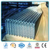 Blue Color Prepainted Corrugated Steel Sheet Metal Warehouse