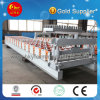 Pass CE and ISO Automatic Control Roof Tile Roll Forming Machine