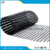 Biaxial Fiberglass Geogrid for Asphalt Road Construction