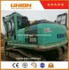 Used Komatsu Excavator PC200-7 Original Japan PC200 Crawler for Sale