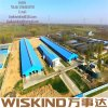 2018 Steel Frame Prefab House for Warehouse Plant Project