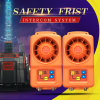 3-Frequencies Full Color Smart Construction Video Intercom