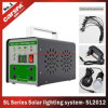 DC Solar Power System 12Ah DC Home Solar Power System Smart Power Solar Lighting System