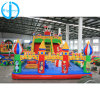 Outdoor Inflatable Fun City, Inflatable Jumper Playground
