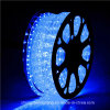 220V Blue Light Round 2 Wires 11mm LED Rope Light