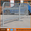 Metal Portable Bank Queue Line Crowd Control Barrier