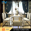 Home Furniture Stainless Steel Wedding Dining Table