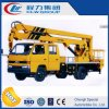 China Jmc 16m Articulated Booms Aerial Working Platform Truck