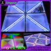 720PCS DMX Stage Effect RGB LED Sensor Dance Floor Light