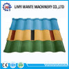 Easy Construction Water Resistance Stone Coated Metal Roman Roof Tile