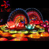 Traditional Chinese Silk Lantern Festival Sopraporta Decoration MID Autumn Festival Lanterns Decoration