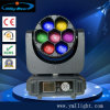 Zoom Pixel Control and Rdm Control 7X40W LED Beam Wash Moving Head Light with Linear Dimmer