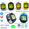 3G Android System Dual Core GPS Watch with Voice Call D18s
