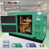 Ce Approved Power Generation 100kw Silent Biogas/Natural Gas/Biomass Generator