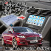 Android GPS Navigation System Box for Ford Mondeo Fusion Sync 3 Video Interface Optional Carplay