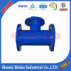 China Ductile Iron Flanged Pipe Fitting Manufacturer