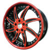 Two Pieces or Three Pieces Forged Alloy Wheel (12-26 inches)