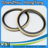 PTFE Wear Ring Filed with Copper Powder for Water Hydraulic