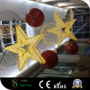 LED 3D Star Motifs Light for Christmas Decoration
