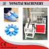 Disposable Surgical and Medical Plastic PE CPE Shoe Covers Machine