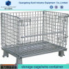 Warehouse Steel Wire Mesh Storage Cage Container