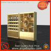 Wall Mounted Wine Display Cabinet