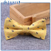 Wholesale Lovely Animal Silk Woven Bow Tie