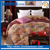100-Percen Cotton Luxury Hotel Balfour Velvet Quilt for Twin Bedding