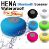 Waterproof Mini Sucker Bathroom Wireless Bluetooth Speaker