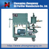 Mobile Plate Press Gear Oil Cleaning Device/Lube Oil Purifier