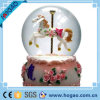 Christmas Musical Snow Globe OEM Snow Ball