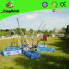 Four Person Square Bungee Trampoline