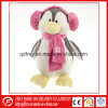 Christmas Plush Toy of Stuffed Penguin with Earphone