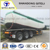 3-Axis Carbon Steel Bulk Cement Truck Semi Trailer with Engine Compressor