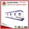 2*4m Octanorm System Shell Scheme Booth