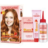 10 Minutes Speedshine Permanent Hair Color Cream Golden Copper