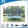 8ft Premium Trampoline with Enclosure (HT-TP8)