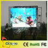 P10 Full Color Outdoor Wall Mounted LED Screen Sign