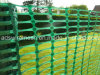 Green Plastic Mesh Barrier Fencing