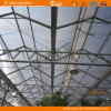 Commercial Polycarbonate Board Greenhouse Used as Eco Hotel