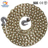"5/16"" Binding Chain Lashing Chain with D-Ring"