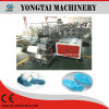 Disposable Automatic PP Medical Nonwoven Shoe Cover Making Machine