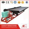Hot Sale Mining Iron Ore Shaking Table Benefication