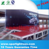 Wholesale Quality Portable Fashion Show Stage with Wooden Platform