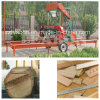 Automatic Portable Sawmill Used for Large Wood Logs Cutting