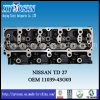 Td 27 Cylinder Head (Cover) for Nissan Engine