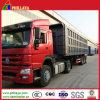 Transport Cargo Goods Three Axles Tipping Heavy Truck Trailer
