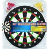 29X1cm Paper Dartboard with Clam Shell Packaging
