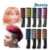 Multicolor Dye Hair Comb Womens Girls Magic Temporary Ladies Colour Mascara