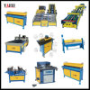 HVAC Air Duct Manufacturing Machine for Rectangular Pipe Making Produce